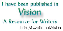 Vision: a Resource for Writers